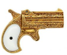 Double Barrelled Derringer